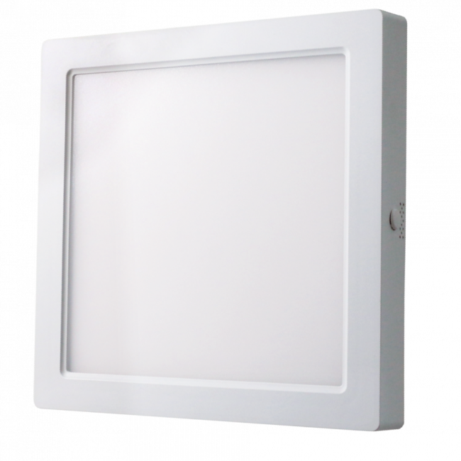 LED kattovalaisin 18W 1340lm SQUARE