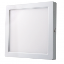 LED alasvalo BASE SURFACE SQUARE 12W 3500K, ei-himmennettävä_6322