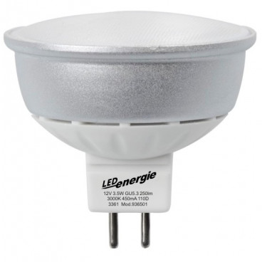 LED lamppu MR16 3,5W 12V 250lm_936501