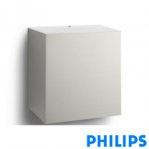 LED Seinävalaisin PHILIPS MACAW 3W inox_304354
