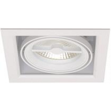 LED alasvalo SQUARE MD-250 IP21 10W  850lm_9974216